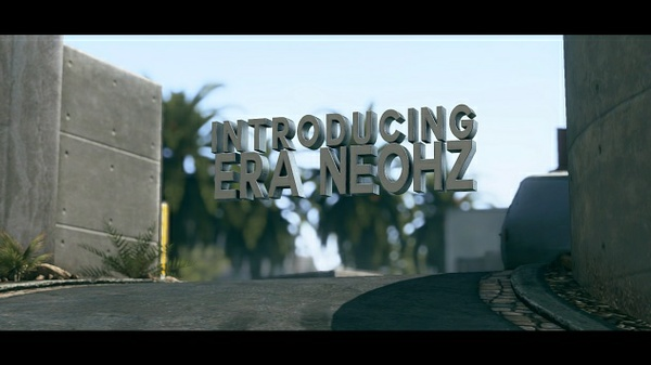 Introducing eRa Neohz by Ligie (Project File + Clips)