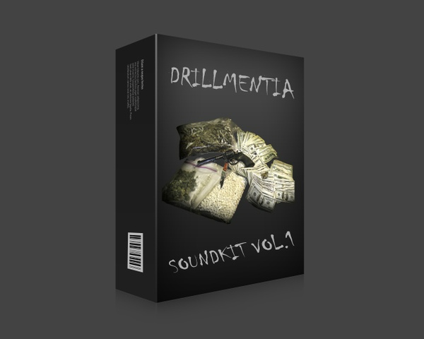 Mikabeats - Drillmentia Soundkit
