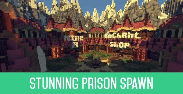 Stunning Prison Spawn