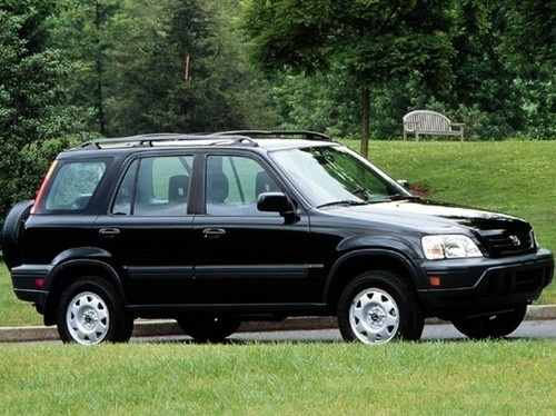 HONDA CR-V SERVICE REPAIR MANUAL 1997-2000 DOWNLOAD