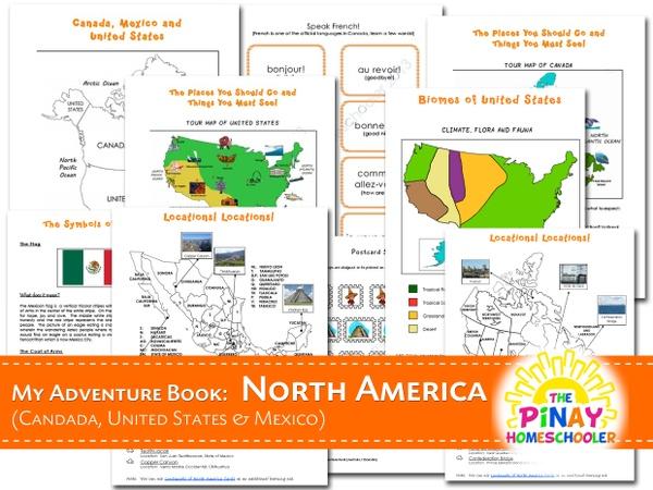My Adventure Book (North America)