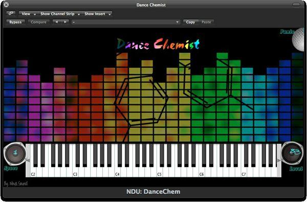 AU - Nova Drum Unit: Dance Chemist - AU