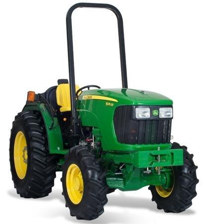 John Deere 5076EF Tractors Service Repair Manual (TM607619)
