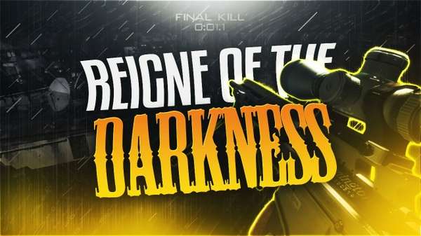 Reign Of Darkness (Porject file + CC)