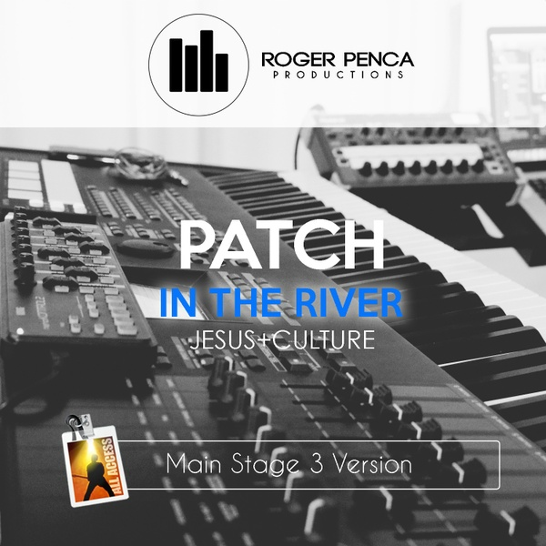 PATCH In The River | Jesus Culture (MAIN STAGE VERSION)