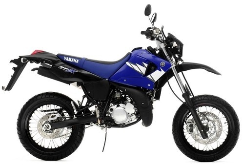 2005 YAMAHA DT125X / DT125RE SERVICE REPAIR MANUAL