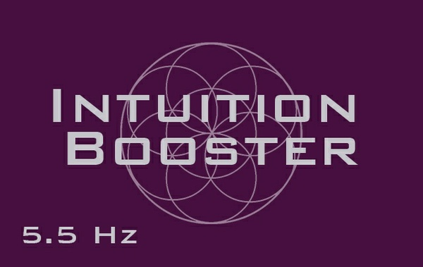 Intuition Booster - Move Beyond Knowledge to Knowing - Binaural Beats