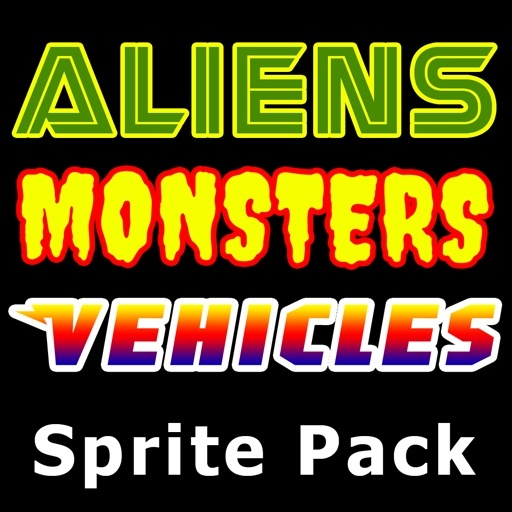 Aliens, Monsters & Vehicles