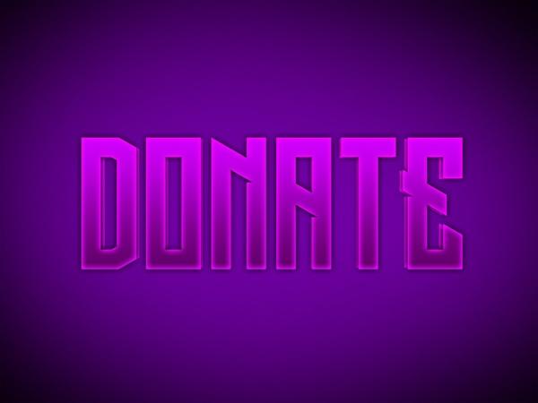 Donations :)