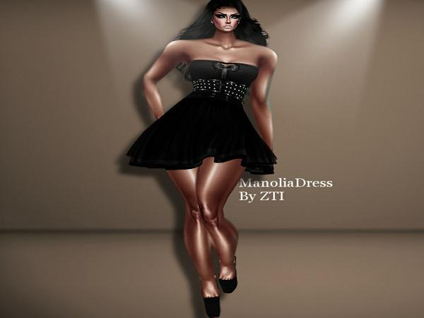 Manolia Dress 02