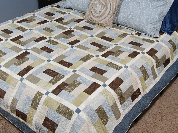 Mountain Bliss Quilt Pattern