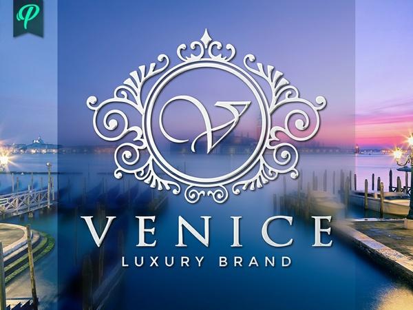 Venice - Luxury Ornamental Logo