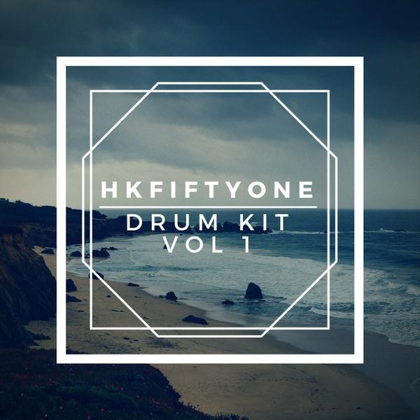 HKFiftyOne Drum Kit Vol 1