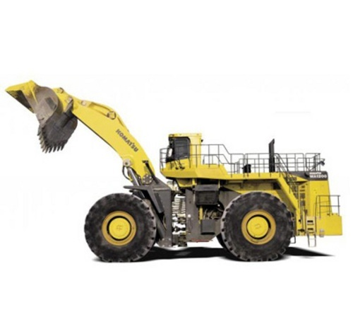 KOMATSU WA1200-3 WHEEL LOADER SHOP MANUAL+FIELD ASSEMBLY INSTRUCTION+OPERATION & MAINTENANCE MANUAL