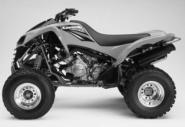 2004 Kawasaki KFX 700V FORCE Service Repair Manual Download