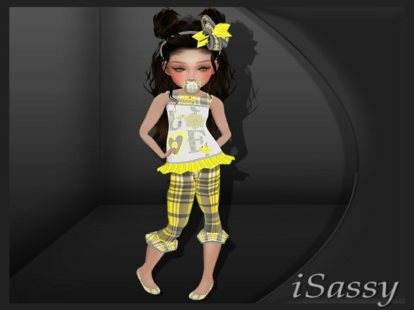 Kids Plaid Fit - PSD