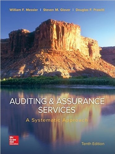 Auditing and Assurance Services A Systematic Approach 10th Edition ( PDF )