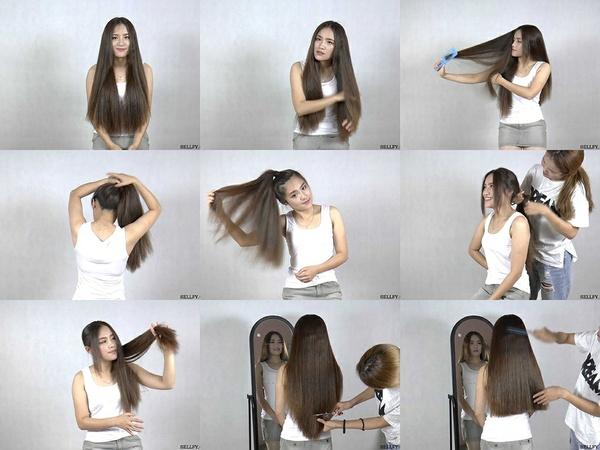 Lulu's Hair Play, Trim & Bangs