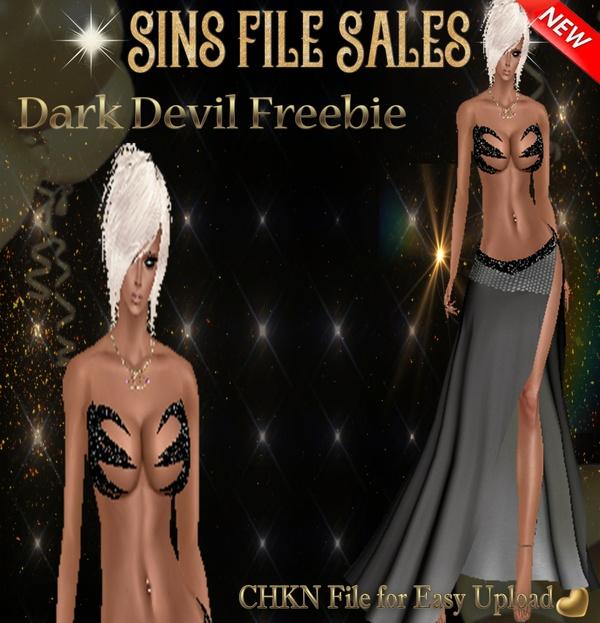 Dark Devil Freebie *CHKN