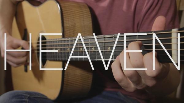 Heaven - Byran Adams - Guitar Tab