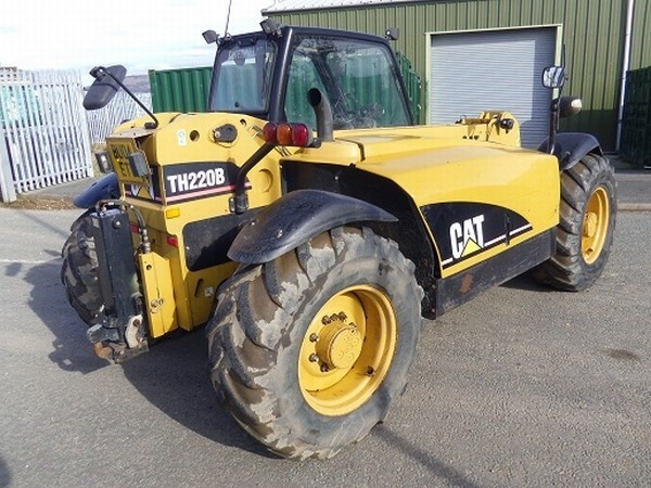 Caterpillar Cat TH220B TH330B Telehandler Service Repair Workshop Manual DOWNLOAD