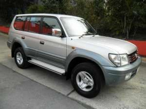 TOYOTA PRADO 90-95 SERIES (1996-2002) PETROL-DIESEL Workshop Manual