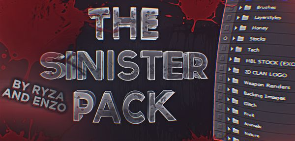 #TheSinisterPack By Enzo