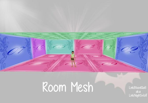 Small Room Mesh