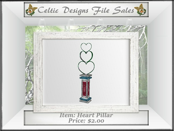 CD Heart Pillar
