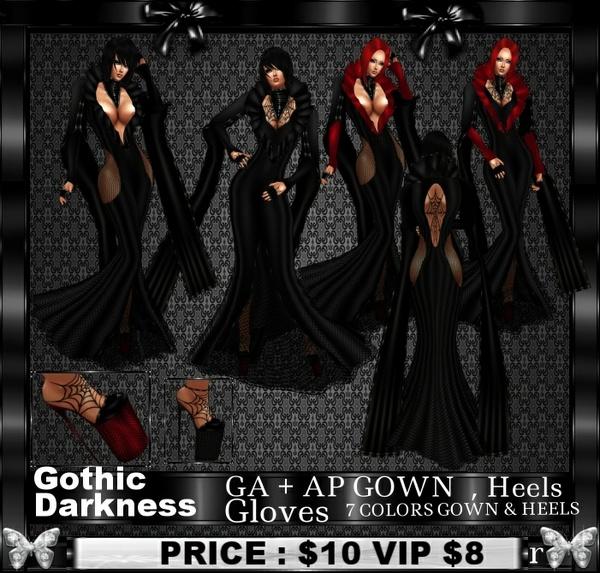 Gothic Darkness Bundle