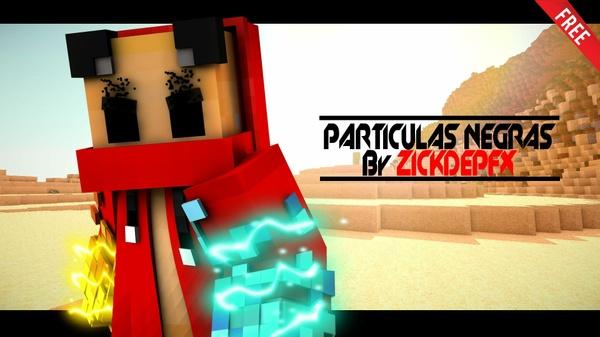 Particulas Negras by ZickDepFX