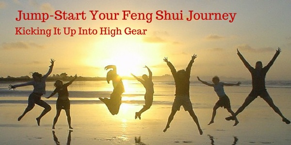New Date! SATURDAY - Jump-Start Your Feng Shui Journey Teleseminar - 6/25/16
