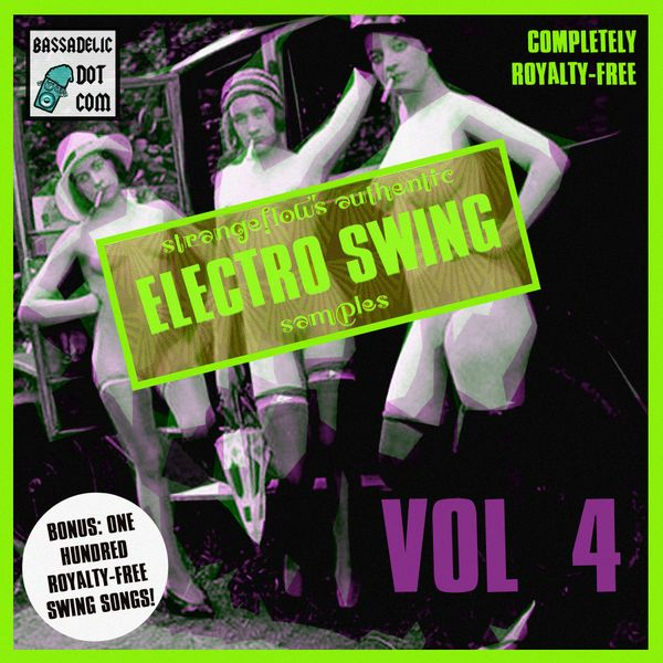 Electro Swing Samples, Vol 4