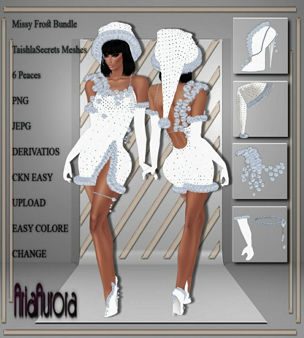 Missy Frost Bundle Resell Right!! Only to 5 People!!