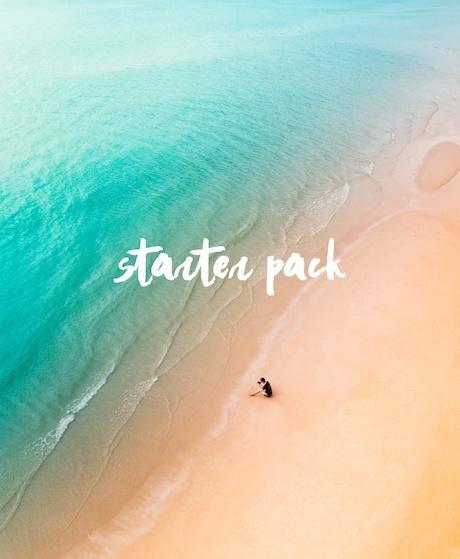 Lightroom Presets by Yantastic: Starter Pack