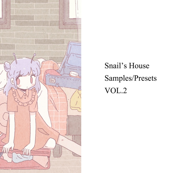 Snail's House Sample/Presets VOL.2