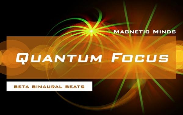 Quantum Focus (v5) - Super Mental Focus - Study / Work Focus Improvement - Binaural Beats