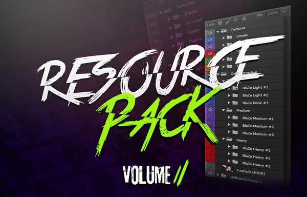Resource Pack Volume 2