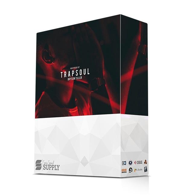 Trapsoul Kit Bryson Tiller sounds