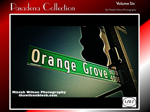 Pasadena Collection Volume Six by Mistah Wilson Photography