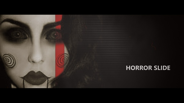 Template Horror Glitch sony vegas 12 13 14