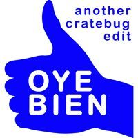 OYE BIEN (CRATEBUG EDIT)  // WAV Download //