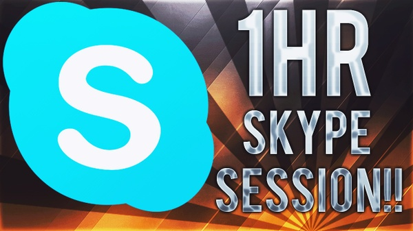 1HR PERSONAL SKYPE SESSION