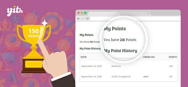YITH WooCommerce Points and Rewards 1.3.1 Extension