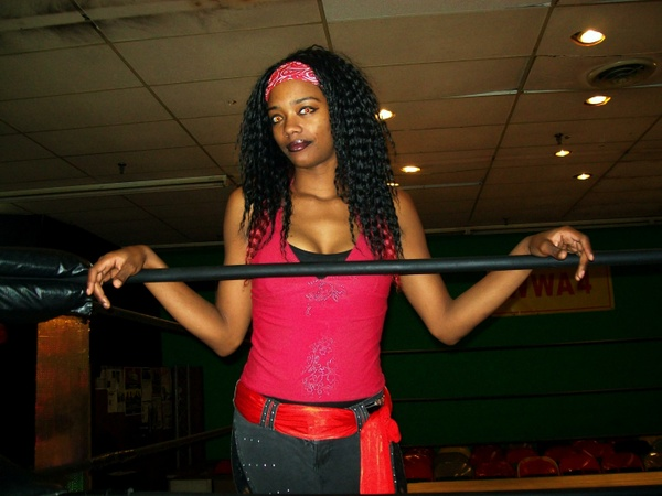 WOMEN FICTITIOUS WRESTLING 2015 HIGHLIGHTS