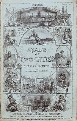 Audiolibro: Historia de dos ciudades : Primera Parte