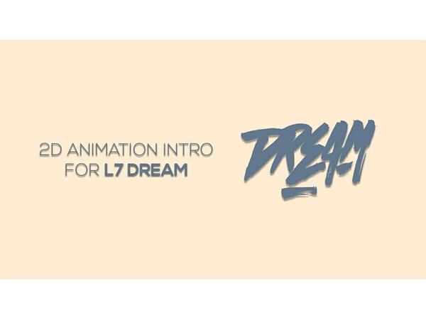 L7 Dream 2D Intro Project File