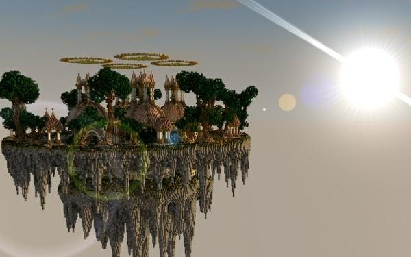 Minecraft Hub