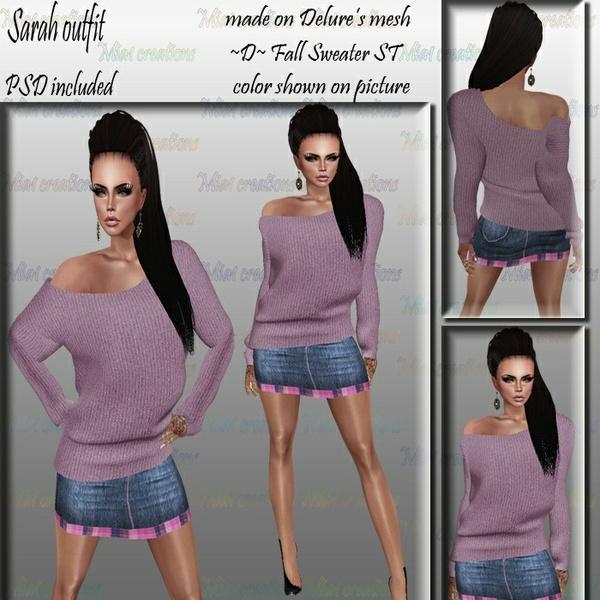 Sarah outfit