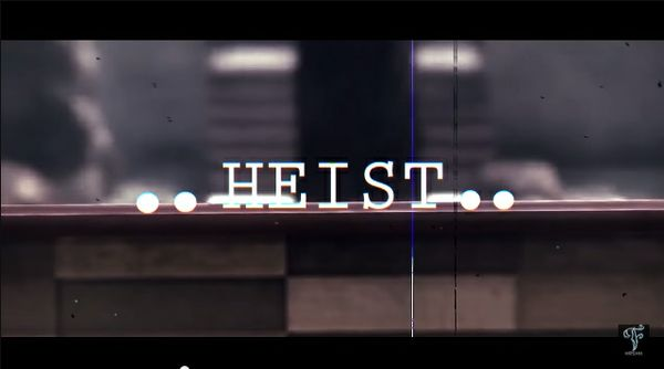HEIST PROJECT FILE + SONG (VEGAS)